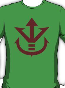 The Saiyan Royal Family Symbol T-Shirt