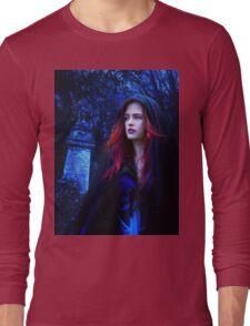 Wary Long Sleeve T-Shirt
