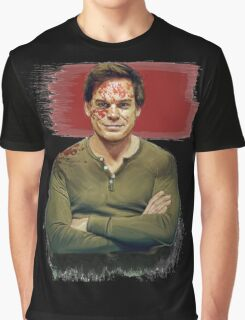Dexter Morgan Graphic T-Shirt