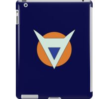 The Ginyu Special Corps Logo iPad Case/Skin