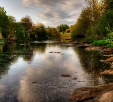The River Tees by Stephen Smith