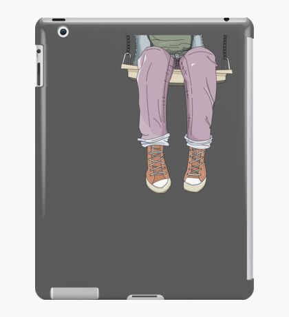 Lonely Summer iPad Case/Skin