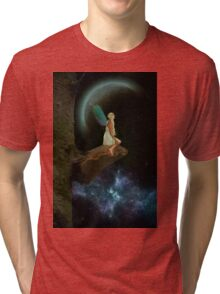 Star Gazing Tri-blend T-Shirt