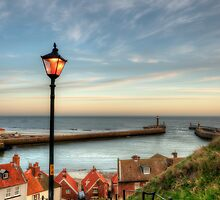 Whitby by English Landscape Prints