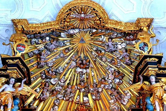 High Altar  by ©The Creative  Minds