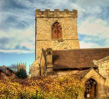 St Marys Church, York by Stephen Smith