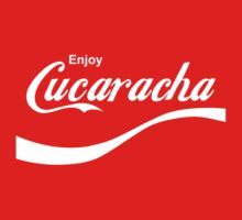 Enjoy Cucaracha Coca Cola by amok300