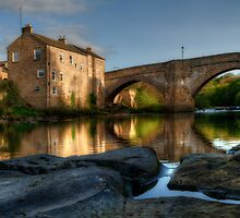 County Bridge, Barnard Castle by Stephen Smith