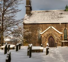 St Giles Church, Bowes by Stephen Smith