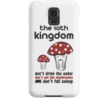 The 10th Kingdom: The Mushrooms Samsung Galaxy Case/Skin