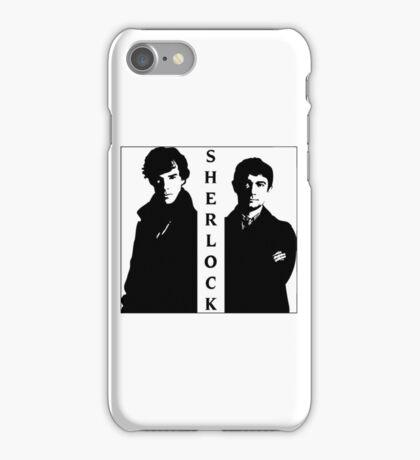 Sherlock&Watson iPhone Case/Skin