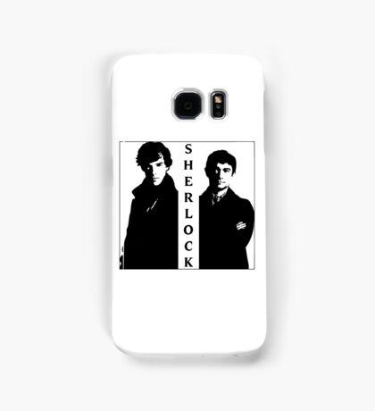 Sherlock&Watson Samsung Galaxy Case/Skin