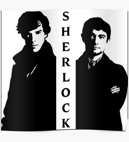 Sherlock&Watson Poster