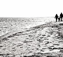 Beach walk by Ovation66