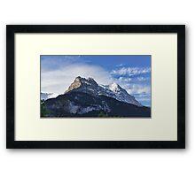 Swiss Paradise Framed Print