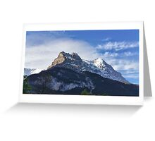 Swiss Paradise Greeting Card