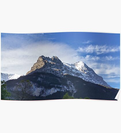 Swiss Paradise Poster