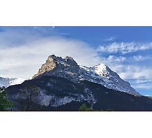 Swiss Paradise Photographic Print