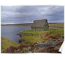 Grimwith Reservoir Poster