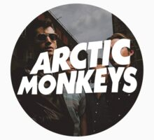 Arctic Monkeys logo by edex