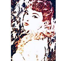 Lady Rose Photographic Print