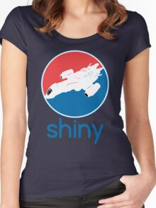 Stay Shiny Women's Fitted Scoop T-Shirt