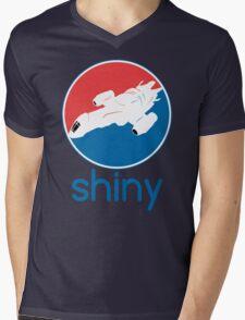 Stay Shiny Mens V-Neck T-Shirt