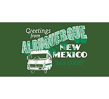 Albuquerque, Let's Cook Photographic Print