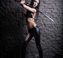 Blade Dancer by Chris Koelbleitner