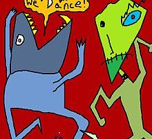 """We Dance!"" by Richard F. Yates by richardfyates"