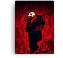 Thief Of Time Canvas Print