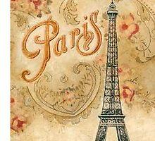 Oui Paris by DJMALICEON