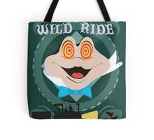Mr. Toad's Wild Ride Tote Bag