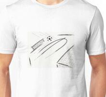 Football pitch Unisex T-Shirt