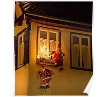 Tübingen at Christmas 4 Poster