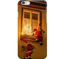 Tübingen at Christmas 4 iPhone Case/Skin