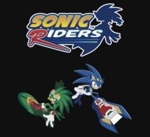 Sonic Riders by James Hall