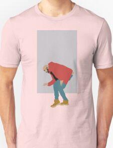 Drake Hotline Bling Video Illustration OVO Sneaker Head funny nerd geek geeky T-Shirt