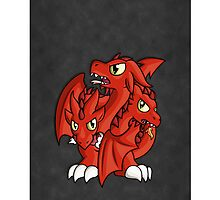House Targaryen - iPhone Sized by redpawdesigns