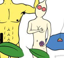 PikPEOPLE Sticker