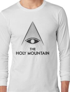 The Holy Mountain  Long Sleeve T-Shirt
