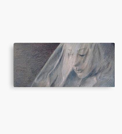 The Silent Street Canvas Print