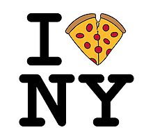 I Pizza NY by Mike-Anthony