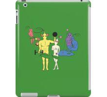 PikPEOPLE iPad Case/Skin