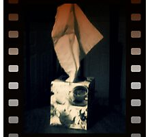 negative tissues Photographic Print