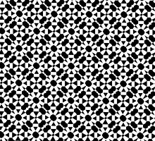 Monochrome Pattern by Vicki Field