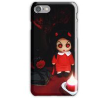 Sinderella the Sweet Dark Gothic Devilish Doll Phone Case iPhone Case/Skin