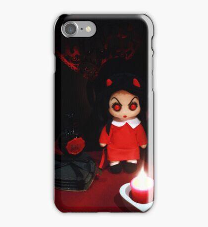 Sinderella the Sweet Dark Gothic Devilish Doll Phone Case iPhone Case/Skin
