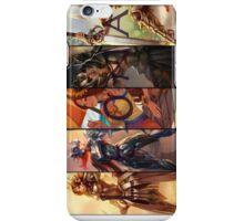 Leona Skin Mash Chinese/American iPhone Case/Skin