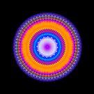 Mandala- Mod 11 by Ronny Falkenstein - 2
